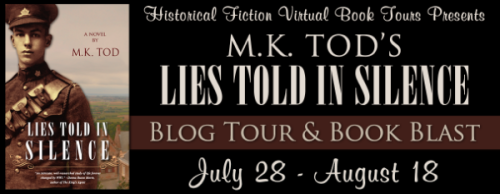Lies Told In Silence Blog Tour