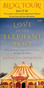 Elephant Tent Banner